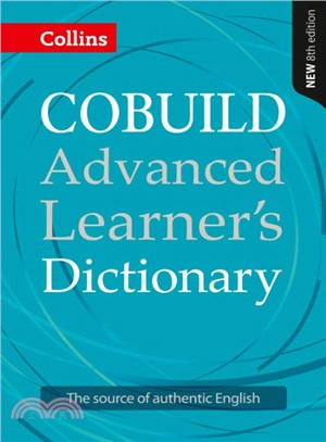 Collins COBUILD Advanced Learner's Dictionary (8 Edition)