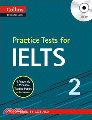 Practice Tests for IELTS 2 (Book+MP3CD)