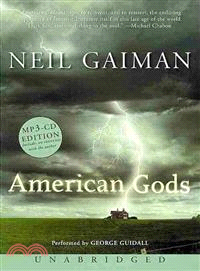 American Gods ─ Low Price Mp3 Cd