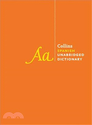 Collins Spanish Unabridged Dictionary