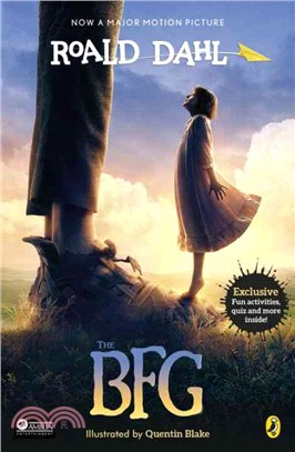 The BFG (Film Tie-in)(英國版)