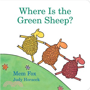 Where Is the Green Sheep? (硬頁書)