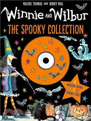Winnie and Wilbur: The Spooky Collection (6 books+2CDs)
