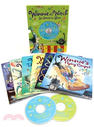 Winnie the witch : six stories to share
