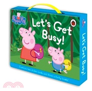 Peppa Let's Get Busy Carry Case (5本入)