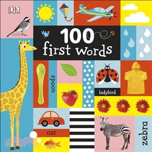 100 First Words (Dk My First)