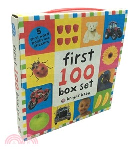 First 100 Box Set (5本平裝書)