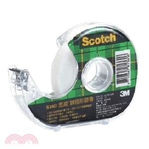 Scotch 輕便型隱形膠台(附膠台)