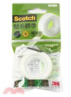 Scotch 1/2隱形膠帶補充包