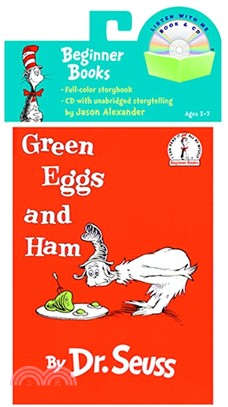 Green Eggs and Ham (1書+1CD)