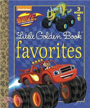 Blaze Little Golden Book Favorites