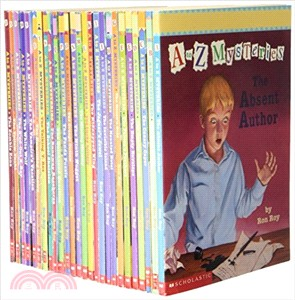 A to Z Mysteries (26 Book Set)(Scholastic版)