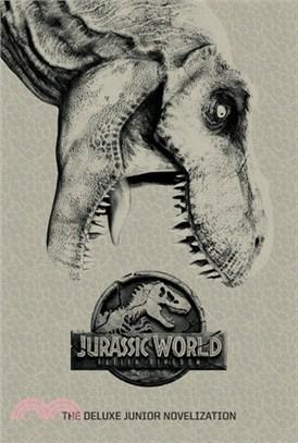 Jurassic World - Fallen Kingdom The Junior Novelization