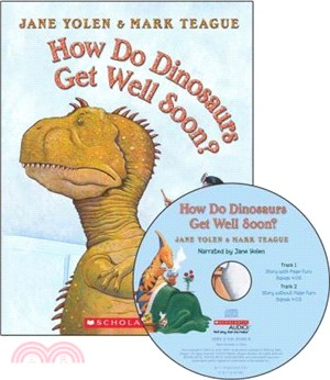 How Do Dinosaurs Get Well Soon? (1書+1CD)