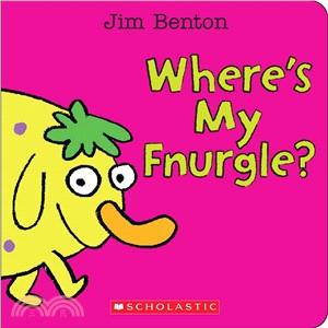 Where's My Fnurgle? ― A Peek-a-Boo Book