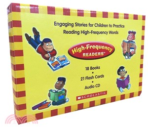 High-Frequency Readers (18本小書+1CD+21張小卡)