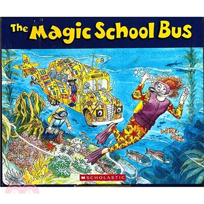 The Magic School Bus Classic Collection (6書+6CD)