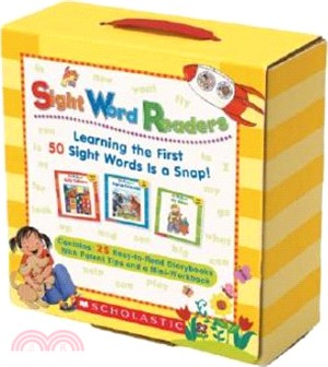 Sight Word Readers with CD (25本小書+1習作本+1CD)