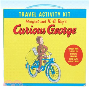 Curious George Travel Activity Kit