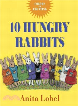 10 Hungry Rabbits ― Counting & Color Concepts
