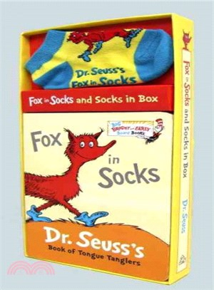 Fox in Socks and Socks in Box ─ Book of Tongue Tanglers with Sox