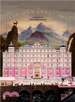 The Grand Budapest Hotel (Movie Tie-in)