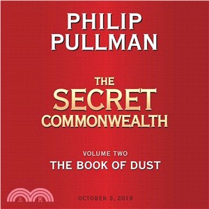 The Secret Commonwealth (The Book of Dust #2) (CD only)