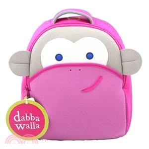 【Dabbawalla】瓦拉背包 -粉紅猴