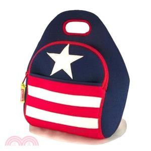 【Dabbawalla】保溫便當袋-美國國旗