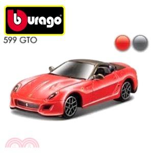 【BBURAGO】1/64法拉利-599 GTO