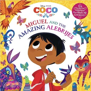 Miguel and the Amazing Alebrijes