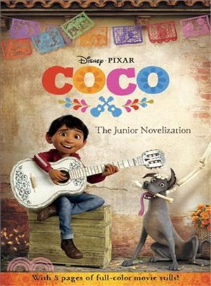 Disney Pixar Coco ─ The Junior Novelization