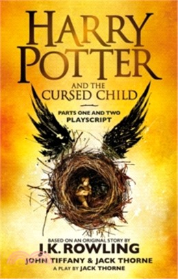 Harry Potter and the Cursed Child (英國版)(平裝本)