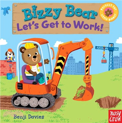 下次到貨5月-Bizzy Bear: Let's Get to Work! (美國版)