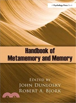 Handbook of Metamemory and Memory