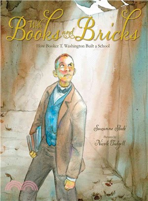 With Books and Bricks ― How Booker T. Washington Built a School