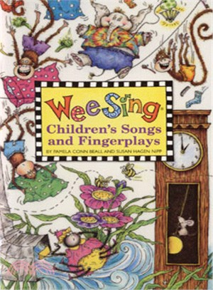 Wee Sing Childrens Songs and Fingerplays (1平裝+1CD)