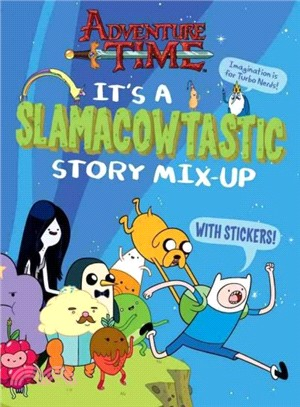 It's a Slamacowtastic Story Mix-Up (Adventure Time)