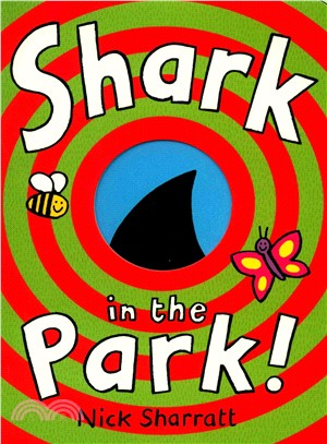 Shark In The Park (硬頁書)