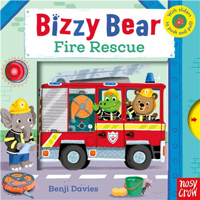 Bizzy Bear: Fire Rescue (硬頁書)(英國版)
