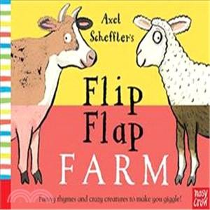 Flip Flap Farm (精裝本)