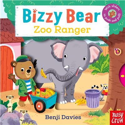 Bizzy Bear: Zoo Ranger (硬頁書)(英國版)