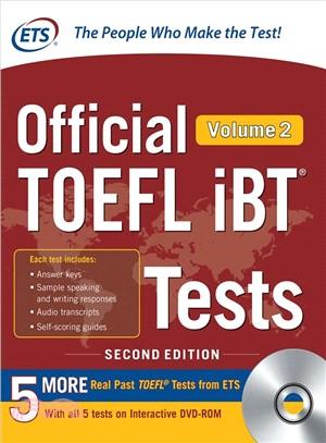 Official TOEFL iBT tests. Volume 2