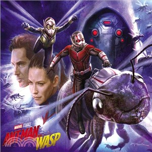 Marvel's Ant-man and the Wasp - the Art of the Movie