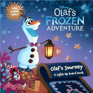 Olaf's Journey ─ A Light-Up Board Book