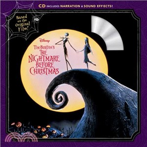 Tim Burton's The Nightmare Before Christmas (1平裝+1CD)