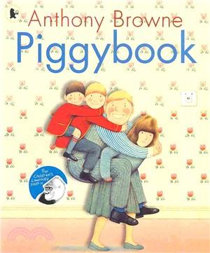 Piggybook (英版平裝本)