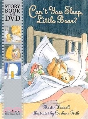Can't You Sleep, Little Bear? (1平裝+1英規DVD)