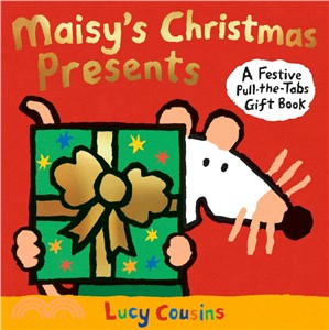 Maisy's Christmas Presents (英國版)(精裝操作書)