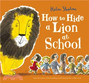 How to Hide a Lion at School (平裝本)